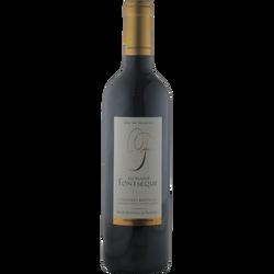 """Vin rouge AOC Corbières Boutenac """"Domaine Fontsèque"""" CVT, 75cl"""