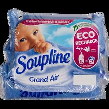 Assouplissant doses grand air SOUPLINE, 3x200ml