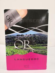 AOP Languedoc - Cuvée Or Rosé - BIB 2.25L