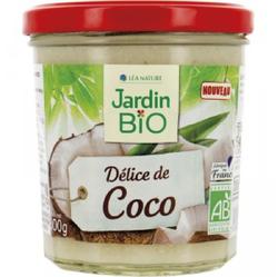 DELICE DE COCO JARDIN BIO