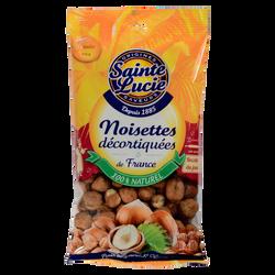 Noisettes France décortiquées SAINTE LUCIE, 125g