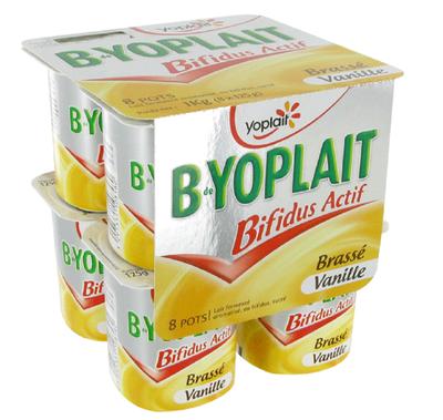 BdeYoplait Vanille x 8