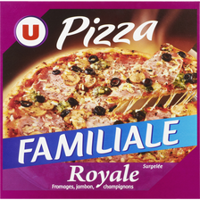 Pizza familiale Royale U, 570g