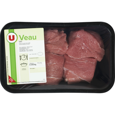 Sauté de veau ***, à mijoter, U, France