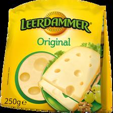 Leerdammer Fromage Au Lait Pasteurisé , 27,5% De Mg, Bloc De 250g