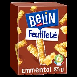 Crackers feuilleté emmental BELIN, 85g