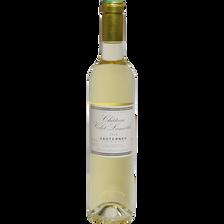 """Vin blanc AOC Sauternes """"Château Violet-Lamothe"""", bouteille de 50cl"""