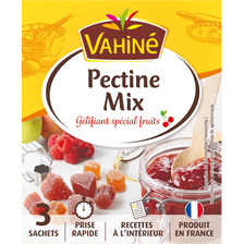 Pectine mix VAHINE, sachets 3x8g, 24g