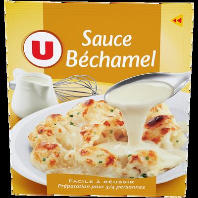 Sauce déshydratée béchamel U, sachet de 60g