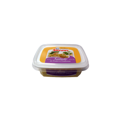 Tartinable de poulet sauce curry SIMON DUTRIAUX, 150g