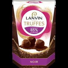 Lanvin Truffes Noir 85% De Cacao , 250g