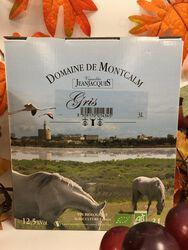 IGP Sable de Camargue - Domaine de Montcalm Gris 3L
