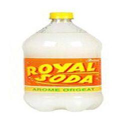 Boisson gazeuse parfum Orgeat, ROYAL SODA, 2l