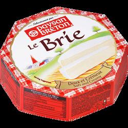 Brie long life Paysan Breton, 125g