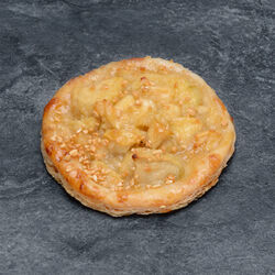 Tartelette fine aux pommes décongelé, 2 pièces, 210g