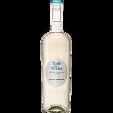 Languedoc AOP blanc Baie des Perles, bouteille de 75cl