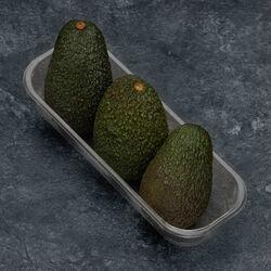 Avocat hass mûr à point, calibre 165/195g, Espagne, barquette 3 fruits