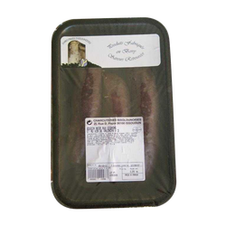 Boudin noir chataigne CHARCUTERIES ISSOLDUNOISES, X3 st 380g