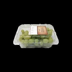 Raisin blanc Mélissa, sans pépin, catégorie 1, Espagne, barquette, 500g