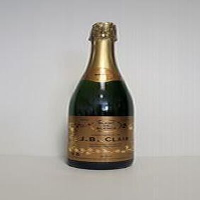 vin mousseux blanc de blancs brut JB CLAIR bouteille 75cl