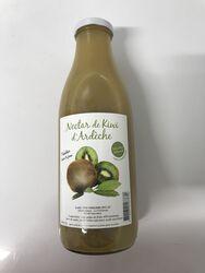 Nectar de kiwi d'Ardèche artisanal les vergers du lac 1L