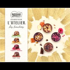 Nestlé Les Recettes De L'atelier Les Bouchées Nestle, 186g
