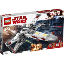 Chasseur stellaire X-wing starfigther LEGO star wars