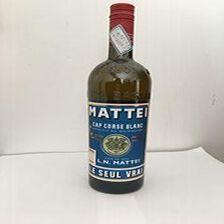CAP CORSE MATTEI BLANC 75CL