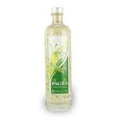 Lemon Verbena verveine Distillerie PAGES Avenue Descartes ZA Laprade 43700 St Germain Laprade 750ml