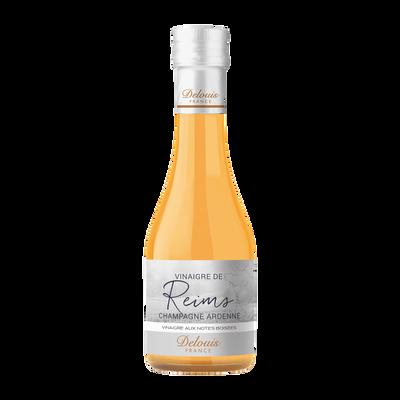 Vinaigre de vin blanc de Reims DELOUIS, bouteille de 25cl
