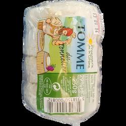 Tomme du tonnelier lait thermisé FROMAGERIE DE LA DROME, 27%MG, 250g