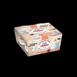 Fromage frais lait pasteurisé faisselle douce RIANS, 4x100g