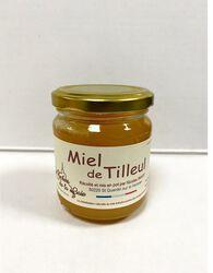 Miel de Tilleul, LES RUCHERS DE LA BAIE, 250g