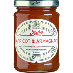 Confiture abricot armagnac TIPTREE, 340g