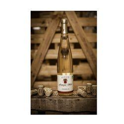 Vin blanc d'Alsace AOC Chasselas BIO, FRANCOIS WECK, 0,75cl