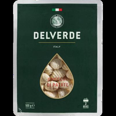 Pâtes Gnocchi DELVERDE, 500g