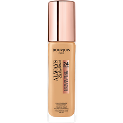 Fond de teint always fab 410 beige dore BOURJOIS, 30ml
