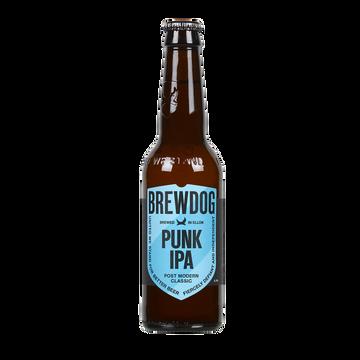 Brewdog Bière Blonde Brewdog Punk Indian Pale Ale 5°4 33cl