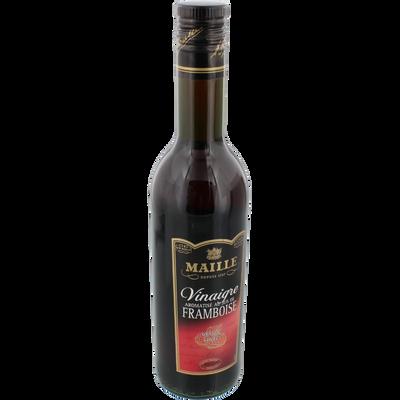 Vinaigre de vin rouge à la framboise MAILLE, 50cl