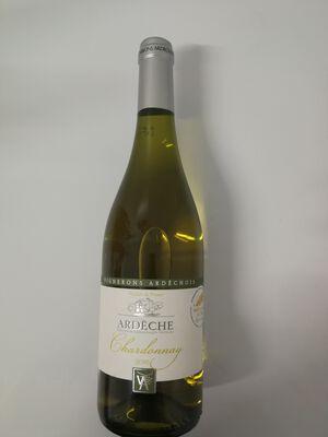 Chardonnay IGP Ardèche Vignerons Ardéchois 75cL