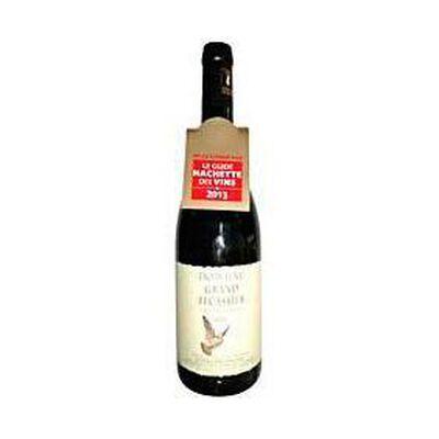 """Vin rouge Côtes du Rhône vieilles vignes """"Domaine Grand Becassier"""", 13,5°, 75cl"""