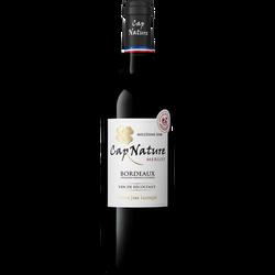 Bordeaux AOP rouge Cap Nature, 75cl