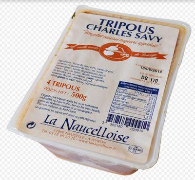 TRIPOUX LA NAUCELLOISE X4