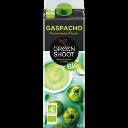 Soupe gaspacho vert, BIO, GREEN SHOOT, 1 litre