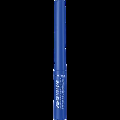 Eyeliner wonder'proof 005 pure blue RIMMEL, blister, 1,4ml