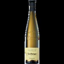 Vin blanc Alsace Riesling grand cru AOP Château Ollwiller, bouteille de 75 cl