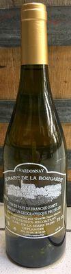 Vin de Pays Franche-Comté Chardonnay 75cl