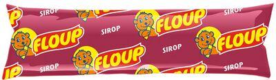 4 FLOUP SIROP FRAMBOISE EXOTIQ