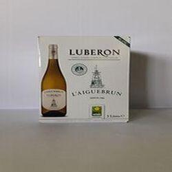 L'Aiguebrun Luberon Blanc Bib 3L