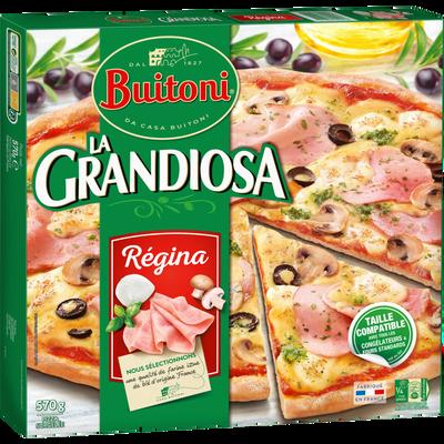Pizza grandiosa régina BUITONI, 570g